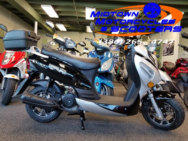 2019 Daix Bahama Scooter 49cc