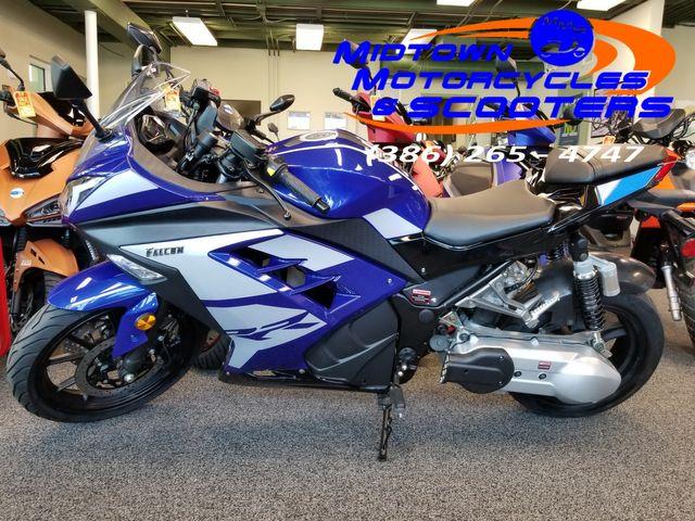 2019 Daix Falcon Scooter 250cc
