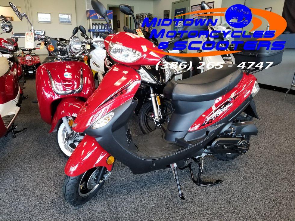 2019 Daix R - 50 Scooter 49cc | Daytona Beach FL | Midtown