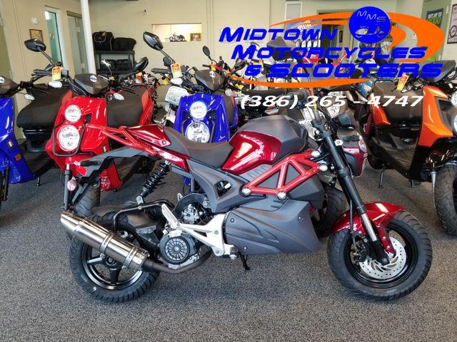 2020 Daix Rocket 150cc Street Bike