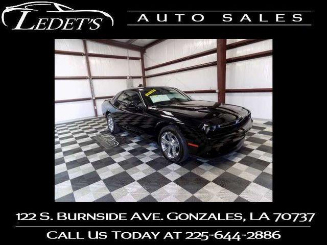 2019 Dodge Challenger SXT - Ledet's Auto Sales Gonzales_state_zip in Gonzales