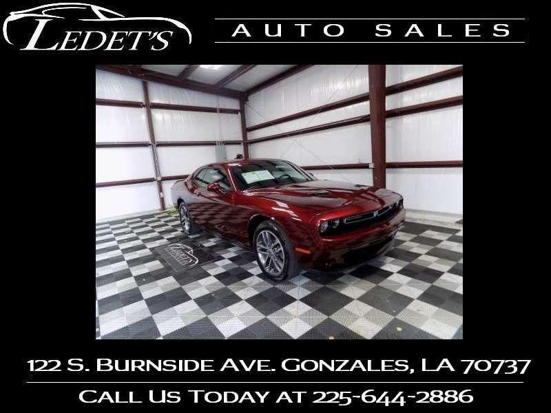 2019 Dodge Challenger SXT - Ledet's Auto Sales Gonzales_state_zip in Gonzales Louisiana