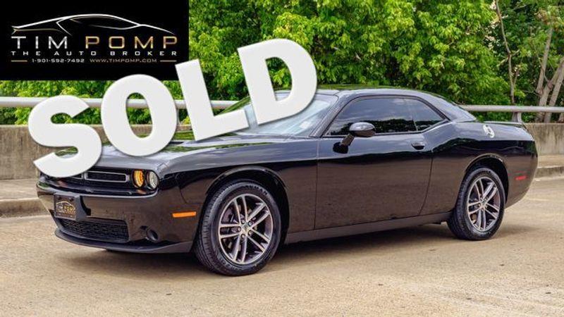 2019 Dodge Challenger SXT | Memphis, Tennessee | Tim Pomp - The Auto Broker in Memphis Tennessee