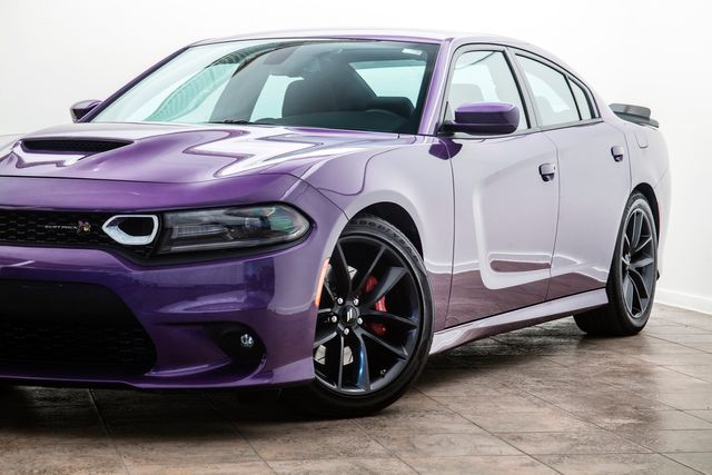 2019 Dodge Charger Scat Pack in Plum Crazy Purple in Addison, TX 75001