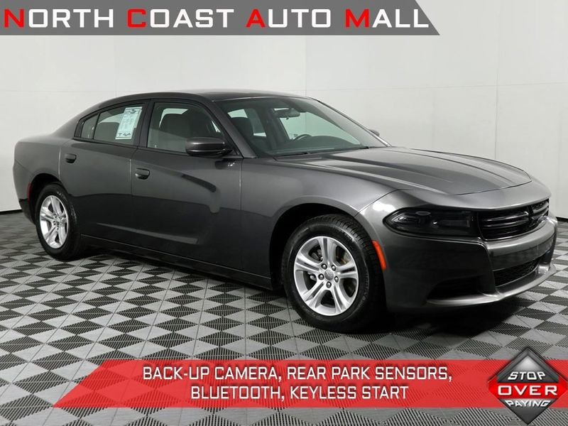 2019 Dodge Charger SXT  city Ohio  North Coast Auto Mall of Cleveland  in Cleveland, Ohio