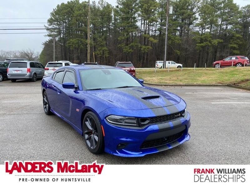 2019 Dodge Charger Scat Pack | Huntsville, Alabama | Landers Mclarty DCJ & Subaru in Huntsville Alabama