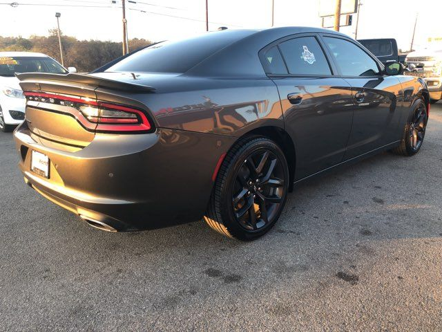 2019 Dodge Charger SXT Black Top Edition in Marble Falls, TX 78654