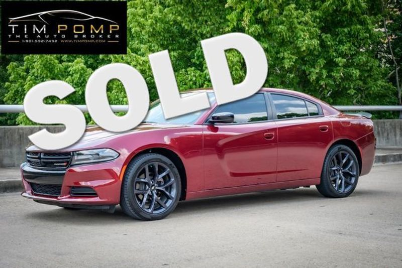 2019 Dodge Charger SXT | Memphis, Tennessee | Tim Pomp - The Auto Broker in Memphis Tennessee