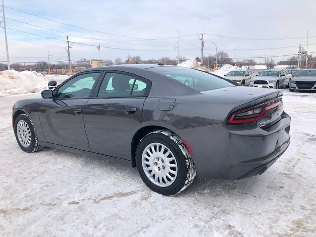 2019 Dodge Charger AWD Police 5.7L V8 HEMI Osseo, Minnesota 4