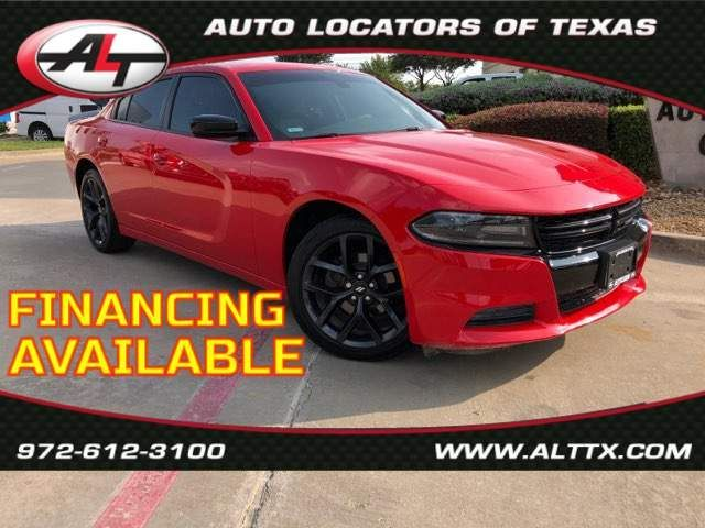 2019 Dodge Charger SXT in Plano, TX 75093