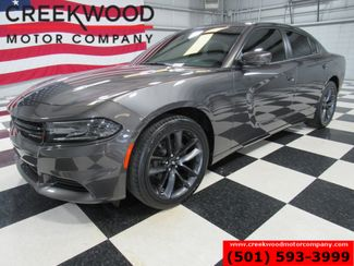 2019 Dodge Charger SXT Sedan Gray Low Miles Black 20s 1 Owner CLEAN in Searcy, AR 72143