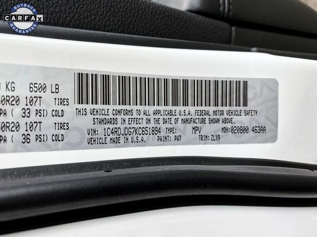 2019 Dodge Durango GT Plus Madison, NC 42