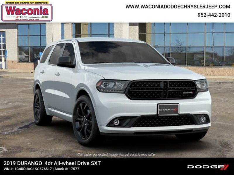 2019 Dodge Durango SXT Plus  in Victoria, MN