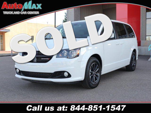 2019 Dodge Grand Caravan SXT in Albuquerque, New Mexico 87109