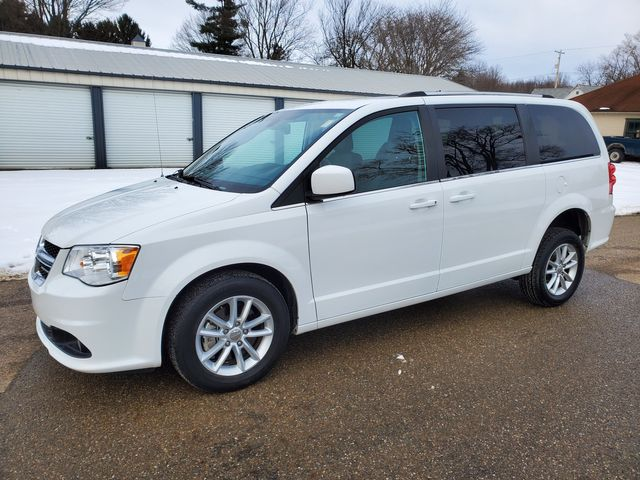 2019 Dodge Grand Caravan WHEELCHAIR ACCESSIBLE Van in Alliance, Ohio 44601