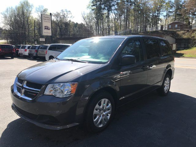 2019 Dodge Grand Caravan handicap wheelchair accessible van Dallas, Georgia 6