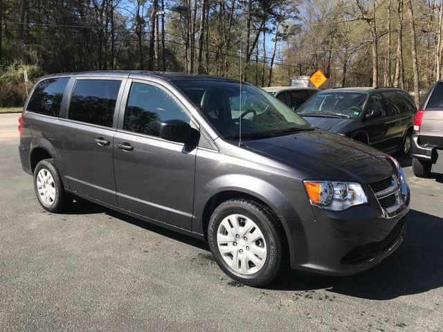 2019 Dodge Grand Caravan handicap wheelchair accessible van Dallas, Georgia 8