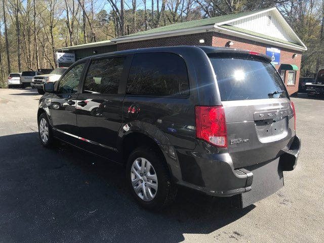 2019 Dodge Grand Caravan handicap wheelchair accessible van Dallas, Georgia 12