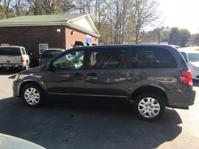 2019 Dodge Grand Caravan handicap wheelchair accessible van Dallas, Georgia 13