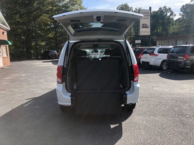2019 Dodge Grand Caravan SE handicap wheelchair accessible rear entry Dallas, Georgia 2