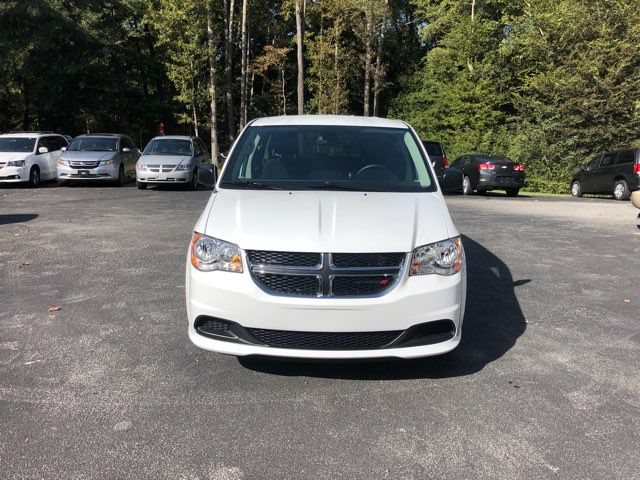 2019 Dodge Grand Caravan SE handicap wheelchair accessible rear entry Dallas, Georgia 13