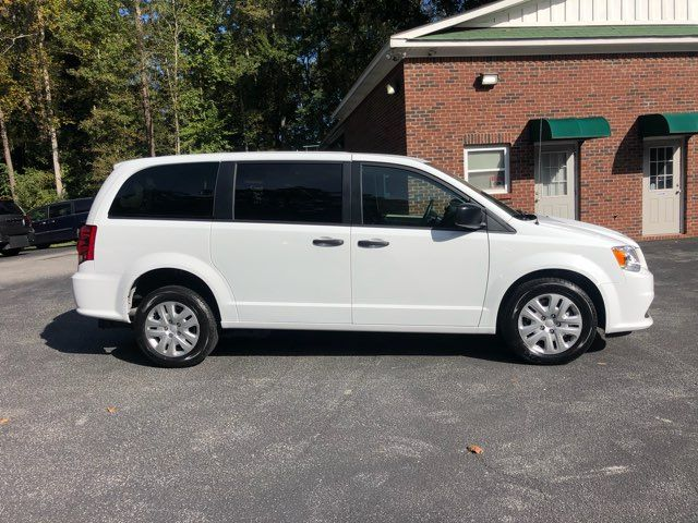 2019 Dodge Grand Caravan SE handicap wheelchair accessible rear entry Dallas, Georgia 15