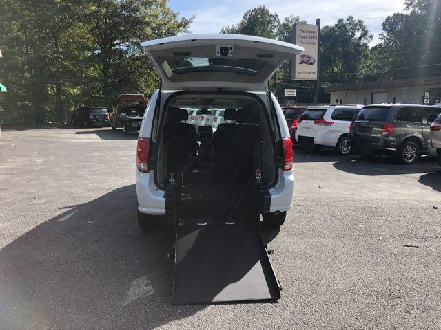 2019 Dodge Grand Caravan SE handicap wheelchair accessible rear entry Dallas, Georgia 3