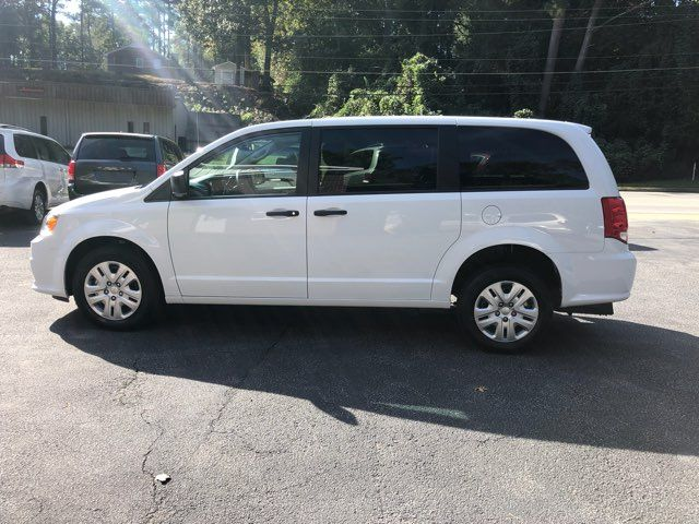 2019 Dodge Grand Caravan SE handicap wheelchair accessible rear entry Dallas, Georgia 5