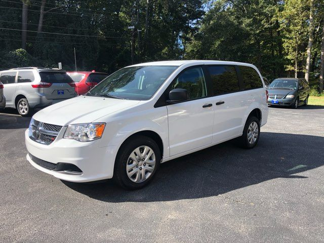 2019 Dodge Grand Caravan SE handicap wheelchair accessible rear entry Dallas, Georgia 6