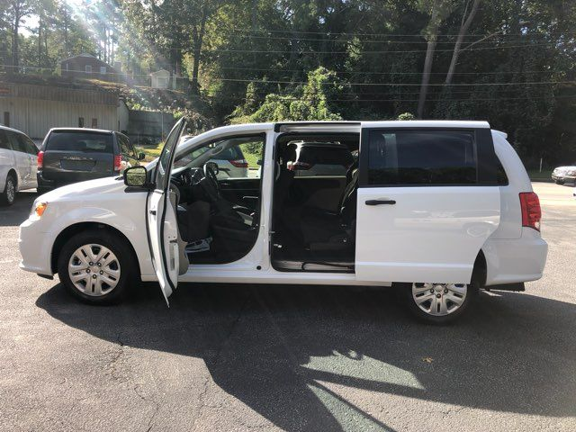 2019 Dodge Grand Caravan SE handicap wheelchair accessible rear entry Dallas, Georgia 7