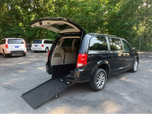 2019 Dodge Grand Caravan SXT handicap wheelchair accessible rear entry