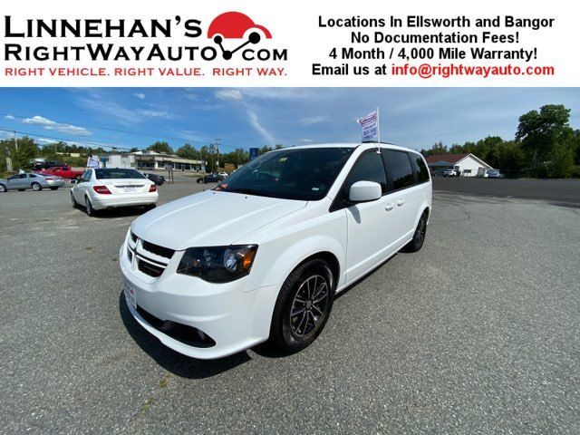 2019 Dodge Grand Caravan GT in Bangor, ME 04401