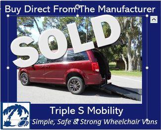 2019 Dodge Grand Caravan Gt Wheelchair Van Handicap Ramp Van Pinellas Park, Florida