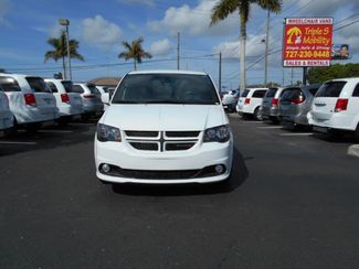 2019 Dodge Grand Caravan Gt Wheelchair Van Handicap Ramp Van Pinellas Park, Florida 3