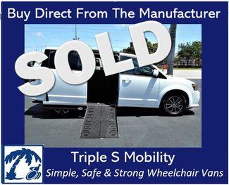 2019 Dodge Grand Caravan Gt Wheelchair Van Handicap Ramp Van DEPOSIT Pinellas Park, Florida