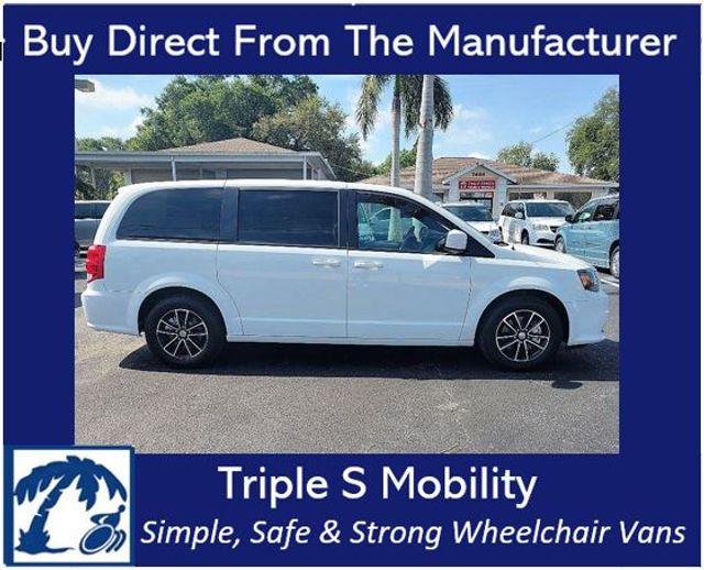 2019 Dodge Grand Caravan Gt Wheelchair Van Handicap Ramp Van