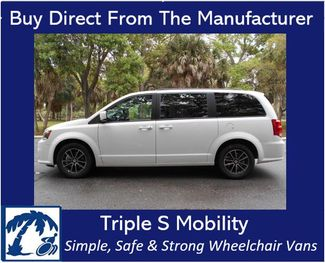 2019 Dodge Grand Caravan Gt Wheelchair Van.................... Pre-construction pictures. Van now in production. Pinellas Park, Florida