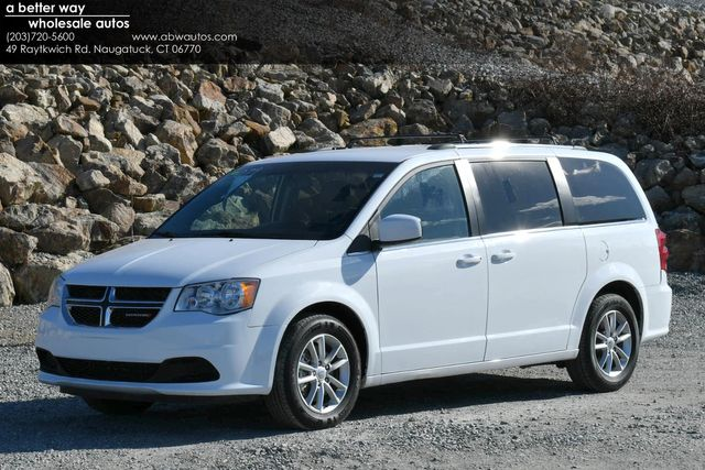 2019 Dodge Grand Caravan SXT Naugatuck, Connecticut 0
