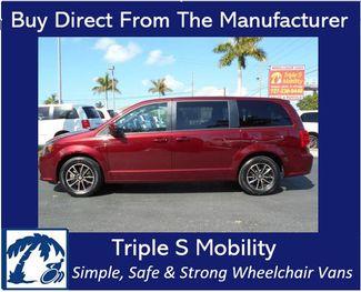 2019 Dodge Grand Caravan Se Plus Wheelchair Van Handicap Ramp Van Pinellas Park, Florida
