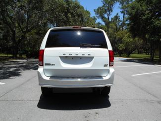 2019 Dodge Grand Caravan Sxt Wheelchair Van Handicap Ramp Van Pinellas Park, Florida 4
