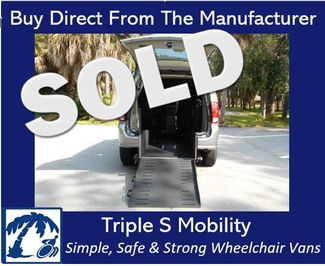 2019 Dodge Grand Caravan Sxt Wheelchair Van Handicap Ramp Van Pinellas Park, Florida