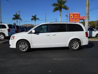2019 Dodge Grand Caravan Sxt Wheelchair Van Handicap Ramp Van Pinellas Park, Florida 1