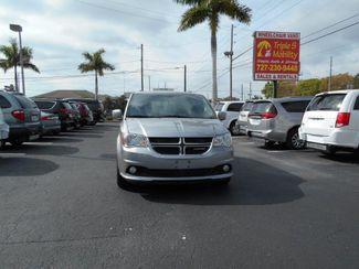 2019 Dodge Grand Caravan Sxt Wheelchair Van Handicap Ramp Van Pinellas Park, Florida 2