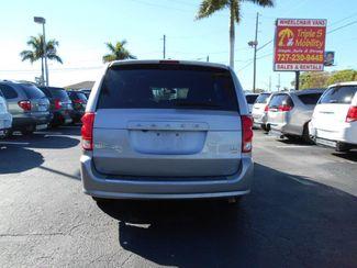 2019 Dodge Grand Caravan Sxt Wheelchair Van Handicap Ramp Van Pinellas Park, Florida 3