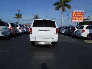 2019 Dodge Grand Caravan Sxt Wheelchair Van Handicap Ramp Van Pinellas Park, Florida 4