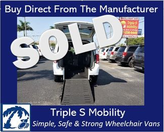 2019 Dodge Grand Caravan Sxt Wheelchair Van Handicap Ramp Van in Pinellas Park, Florida 33781