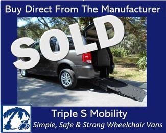 2019 Dodge Grand Caravan Sxt Wheelchair Van Pinellas Park, Florida