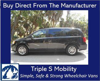 2019 Dodge Grand Caravan Sxt Wheelchair Van................... Pre-construction pictures. Van now in production. Pinellas Park, Florida