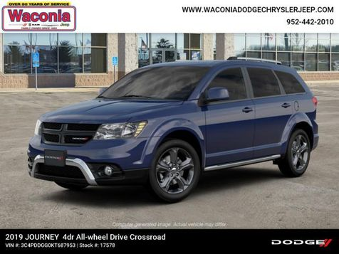 2019 Dodge Journey Crossroad in Victoria, MN