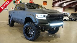 2019 Dodge Ram 1500 Laramie Black 4X4 DUPONT KEVLAR,LIFTED,FUEL WHLS in Carrollton, TX 75006